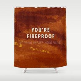 Fireproof Shower Curtain