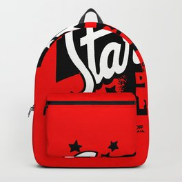 Starlite Drive In Red Backpack
