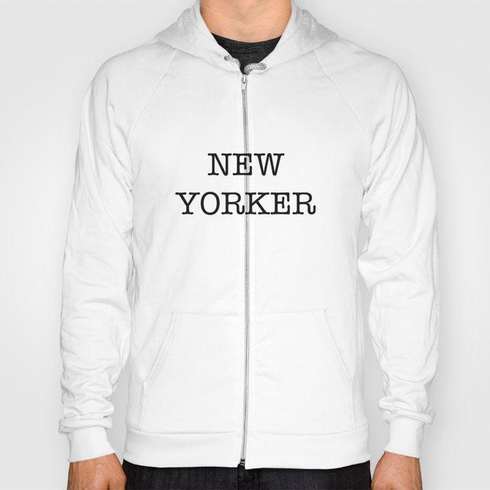 NEW YORKER Hoody