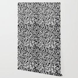 Tetris Wallpaper Society6