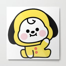 Baby Chimmy Metal Print