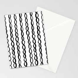 Chain Chain Chain Stationery Cards