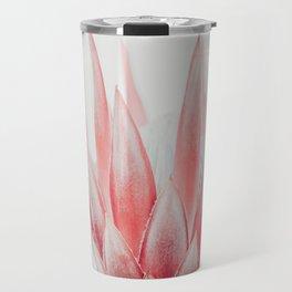 King Protea flower Travel Mug