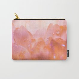 Pretty in Peach Carry-All Pouch