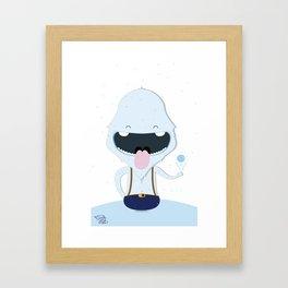 jeti Framed Art Print