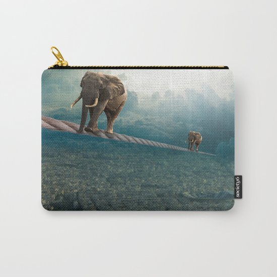 Thessaloniki Carry-All Pouch