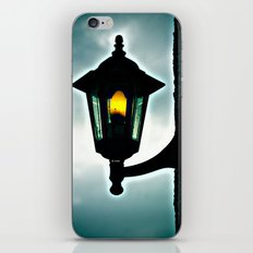 Street Lamp iPhone & iPod Skin