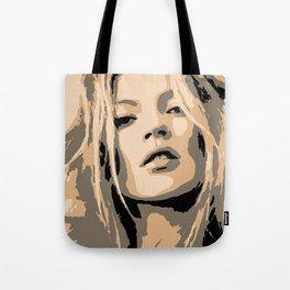KATE MOSS Tote Bag