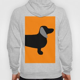 Halloweiner Dog Hoody