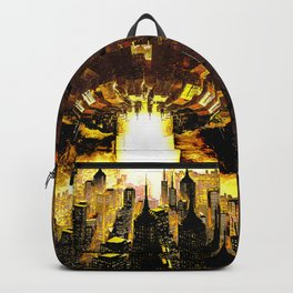 Welcome To The Apocalypse Backpack
