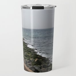 Shore of Lost Freedom Travel Mug