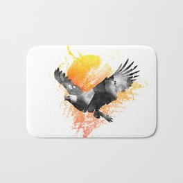 The Eagle that touched the Sun Bath Mat
