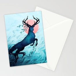 Kelpiestag Stationery Cards