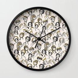 women unite Wall Clock
