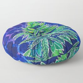 Purple Kush Floor Pillow