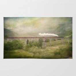 Glenfinnan Viaduct Rug