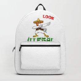 Cinco De Mayo Chicken - Look Illegal Backpack