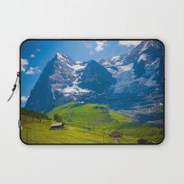 Alpine Scenery Laptop Sleeve