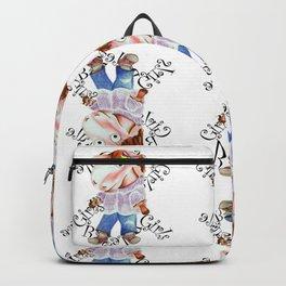 Girls Rule Backpack