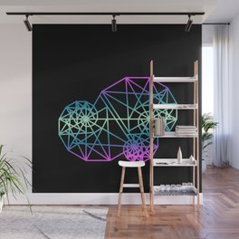 UNIVERSE 22 Wall Mural