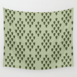 Emerald Thicket Wall Tapestry