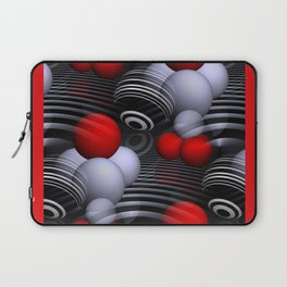 3D for duffle bags and more -2- Laptop Sleeve