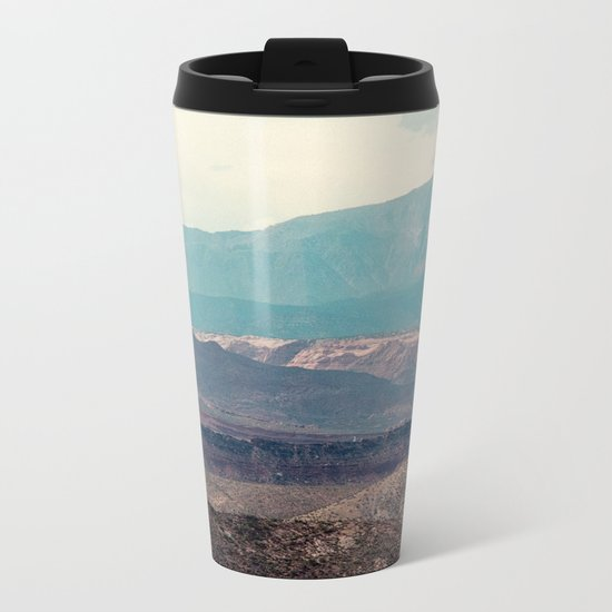 Slingshot Slate (Zion National Park, Utah) Metal Travel Mug