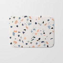 terrazzo pattern Bath Mat
