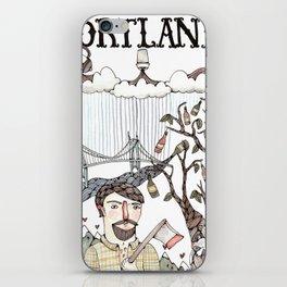Portland, Oregon iPhone Skin