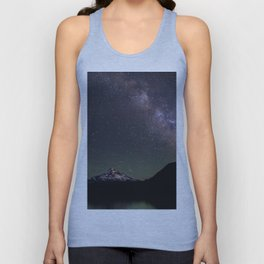 Summer Stars at Lost Lake - Nature Photography Unisex Tank Top