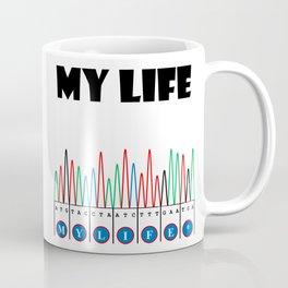 Sangerism - My Life Coffee Mug