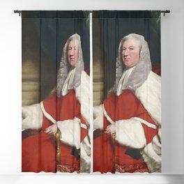 John Singleton Copley - Baron Graham Blackout Curtain