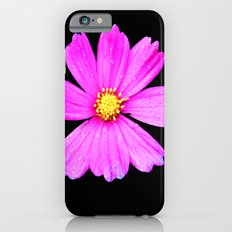 Cosmos Flower Photography Close up Macro iPhone 6s Slim Case
