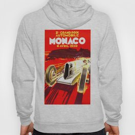 Monaco 1930 Grand Prix Hoody