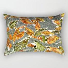 Softly Falling, Breeze Rectangular Pillow