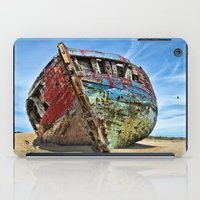 wreck it ralph iPad Cases featuring Wreck by Dave Wilky