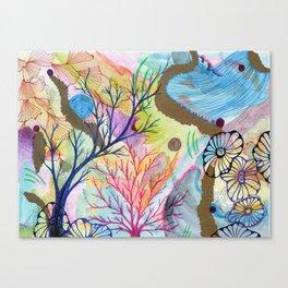 Cover Me Canvas Print