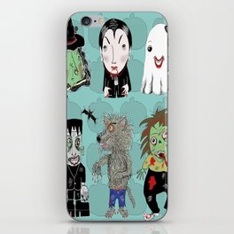 The Usual Suspects iPhone Skin