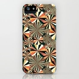 fun geometry iPhone Case