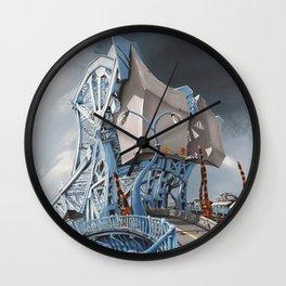 Johnson Street Bridge Wall Clock