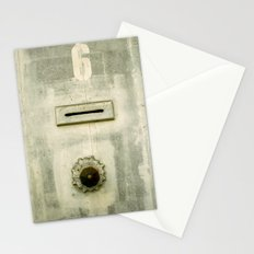 Old 6  Stationery Cards