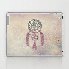 Double Dream Catcher (Rose) Laptop & iPad Skin
