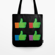 I Like TMNT Tote Bag