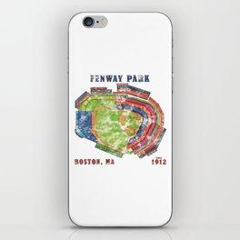 Fenway Park Baseball Stadium iPhone Skin