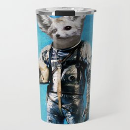 Fennec the captain Travel Mug