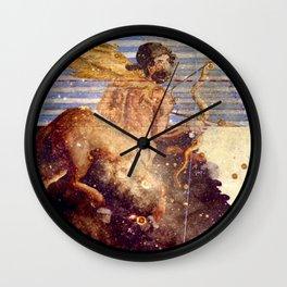 Sagittarius - Uranometria Collection Wall Clock