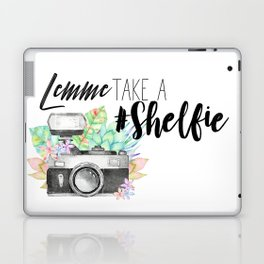 Lemme Take a #Shelfie Laptop & iPad Skin