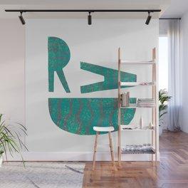 Rad - Green Wall Mural