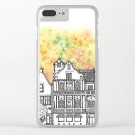 Splash | Willemstad Clear iPhone Case