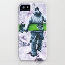 Velvet Moments iPhone Case